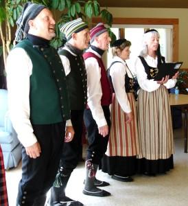 Icelandic Choir